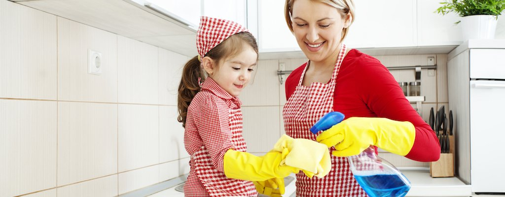 Mighty Parent's: Five Ways to Teach Your Children Responsibility