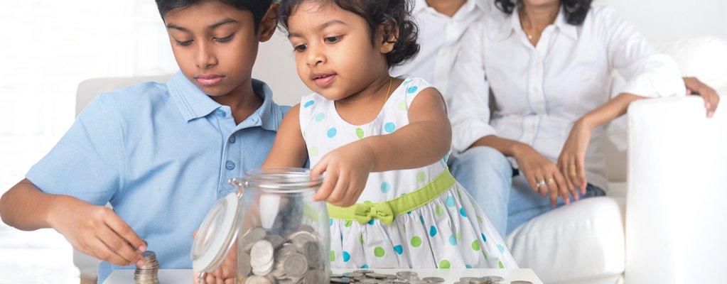 Parenting 101: How to Teach Kids Money-Saving Tips