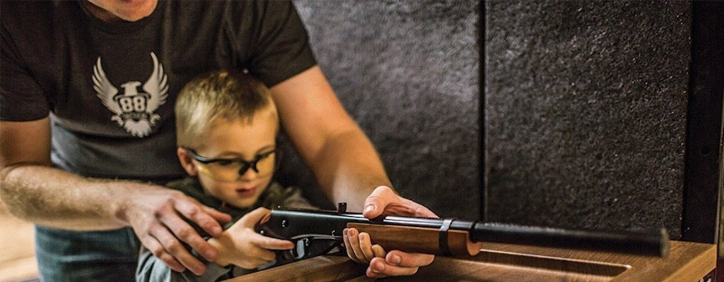 5 Things To Do When Teaching Your Kids Gun Safety