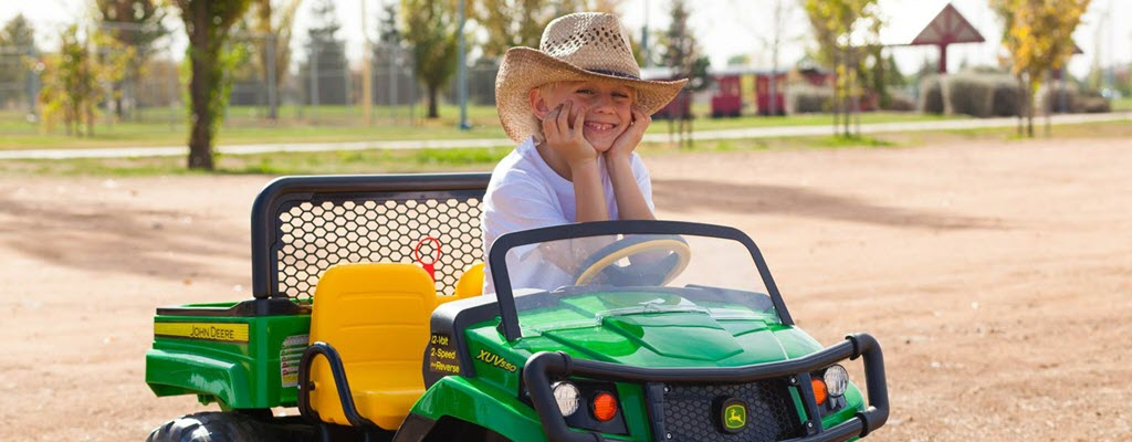 The Key Benefits of Ride-On Toys for Kids and Their Development