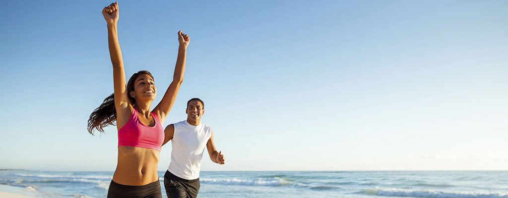 5 Easy Ways to Stay Healthy, Fit and Happy