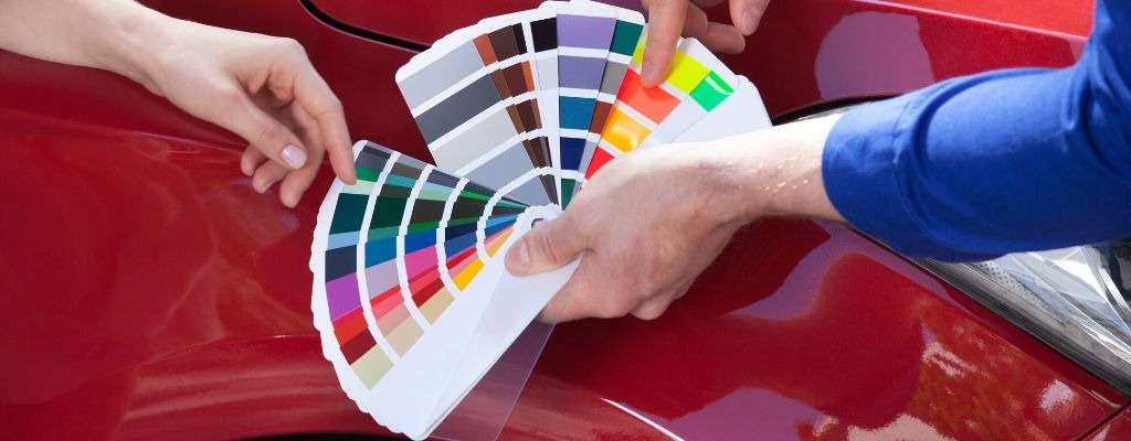 Best-Selling Paint Colors for Mustangs