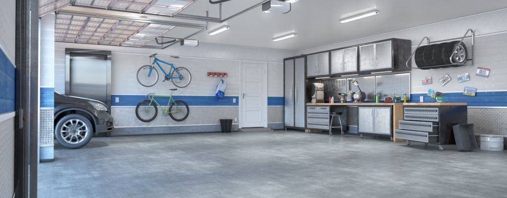 5 Tips for Remodeling Your Garage