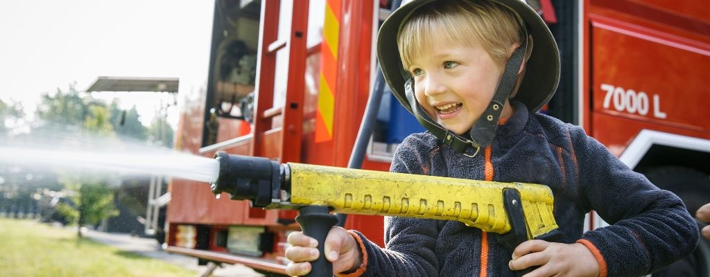 Best Ways to Teach Kids About Fire Safety