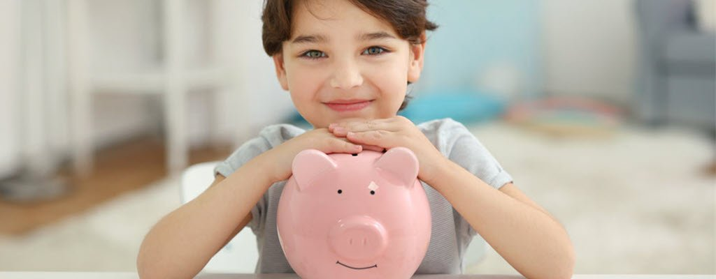 13 Ways to Save Better Than a Piggy Bank for Your Kid's Future