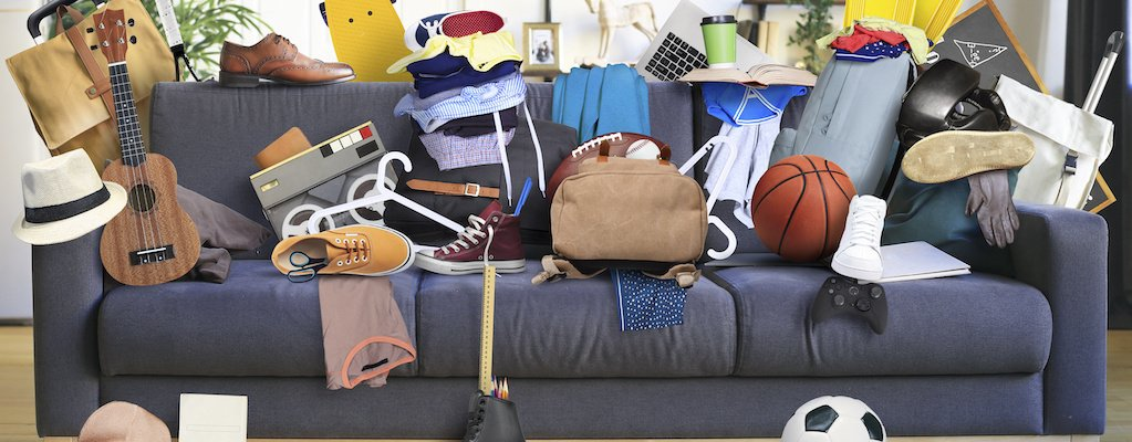 4 Signs It's Time to Declutter Your Property