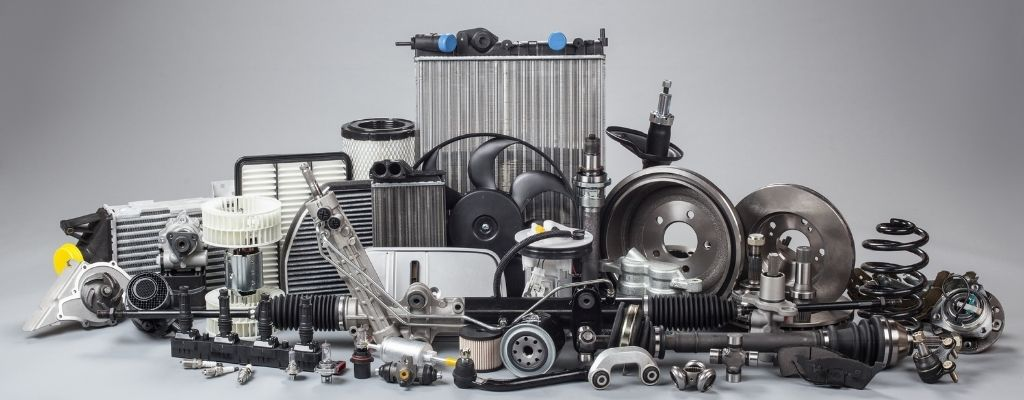 Different Categories of Replacement Car Parts
