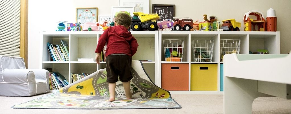 Tips for Creating an Organized Playroom