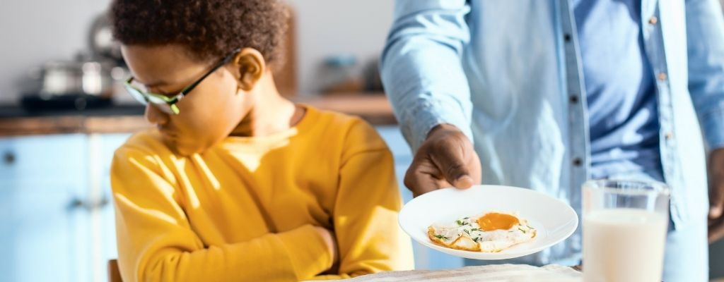 Top 5 Tips for Parents With Picky Eaters