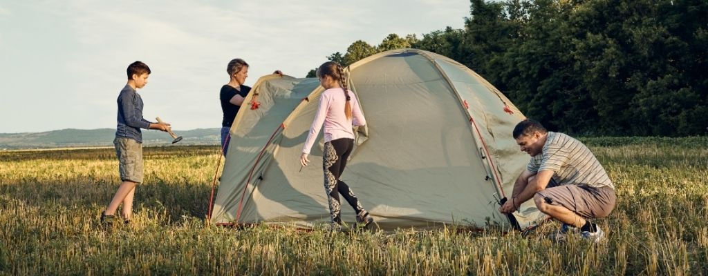 How To Make Your Next Family Camping Trip a Memorable One