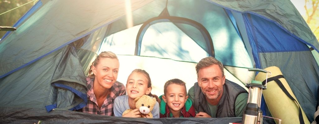 Tips for Planning a Camping Trip With Kids